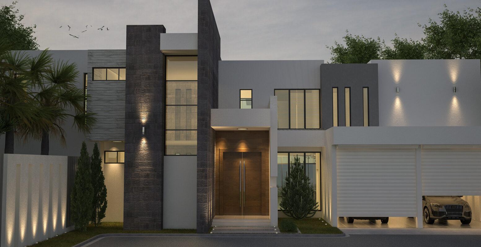 Residencia Moderna